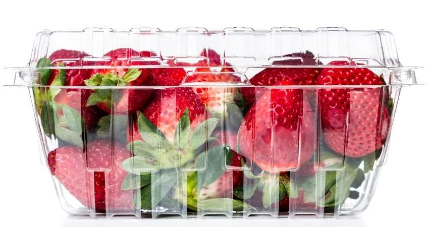 how to store strawberries short-term