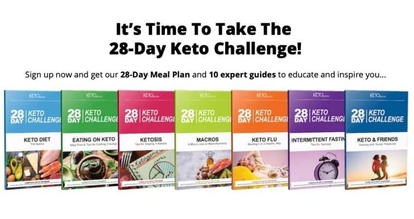 28 day keto website