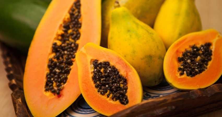 can papaya be frozen