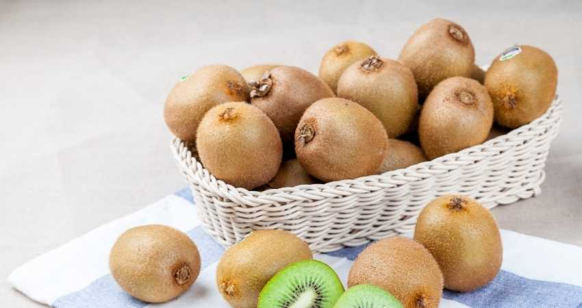how do you store kiwi fruit for a long time
