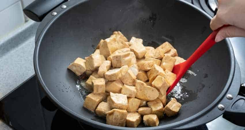 How to store baked tofu